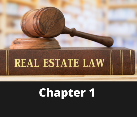 Chapter 1 – Law