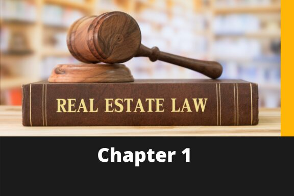 real-estate-law-chapter-1-lesson