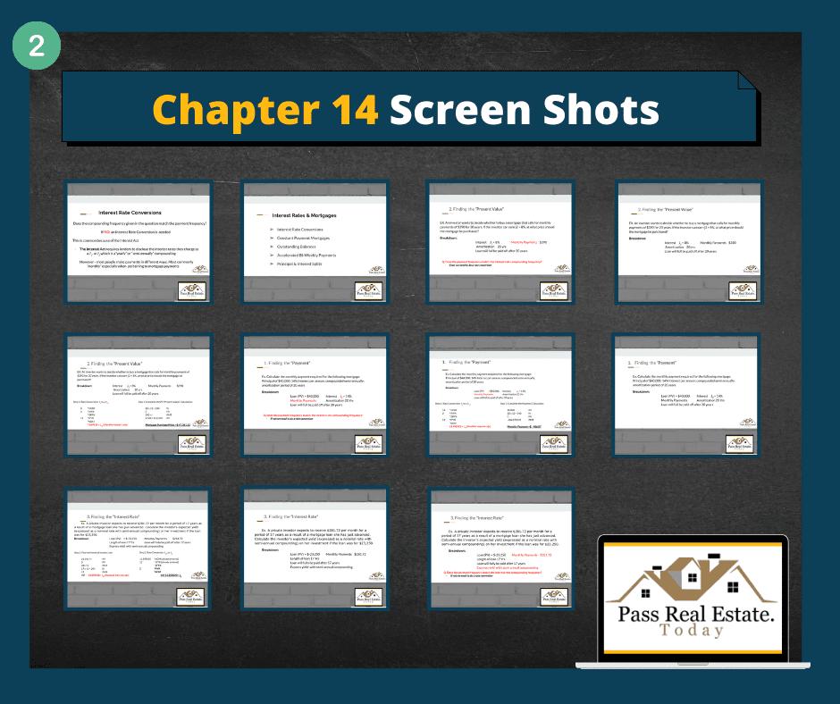 Chapter 14 screenshots (Prt 2)