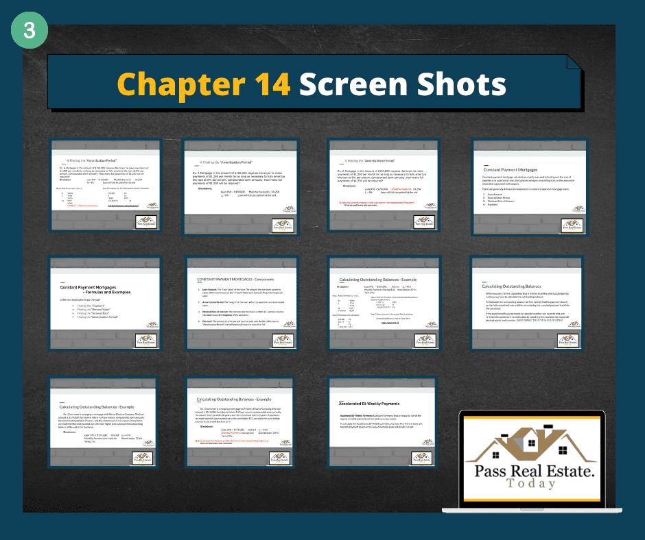 Chapter 14 screenshots (Prt 3)