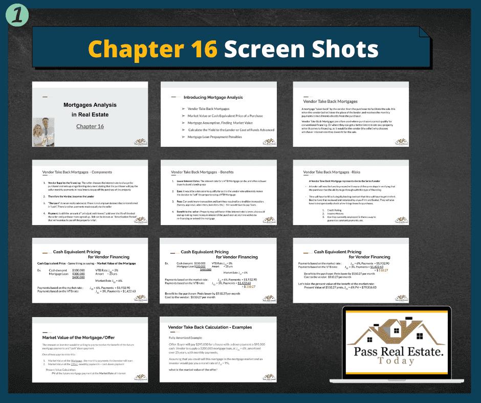 Chapter 16 Screenshots (prt 1)