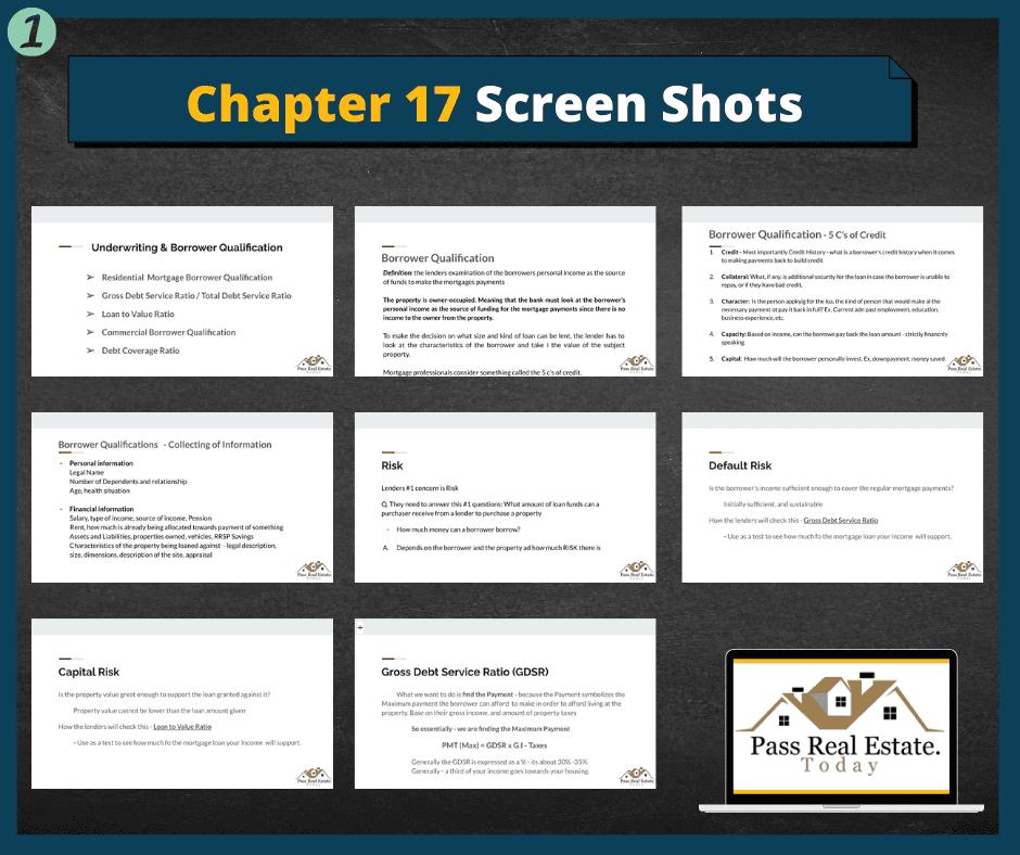 Chapter 17 Screenshots (prt 1)