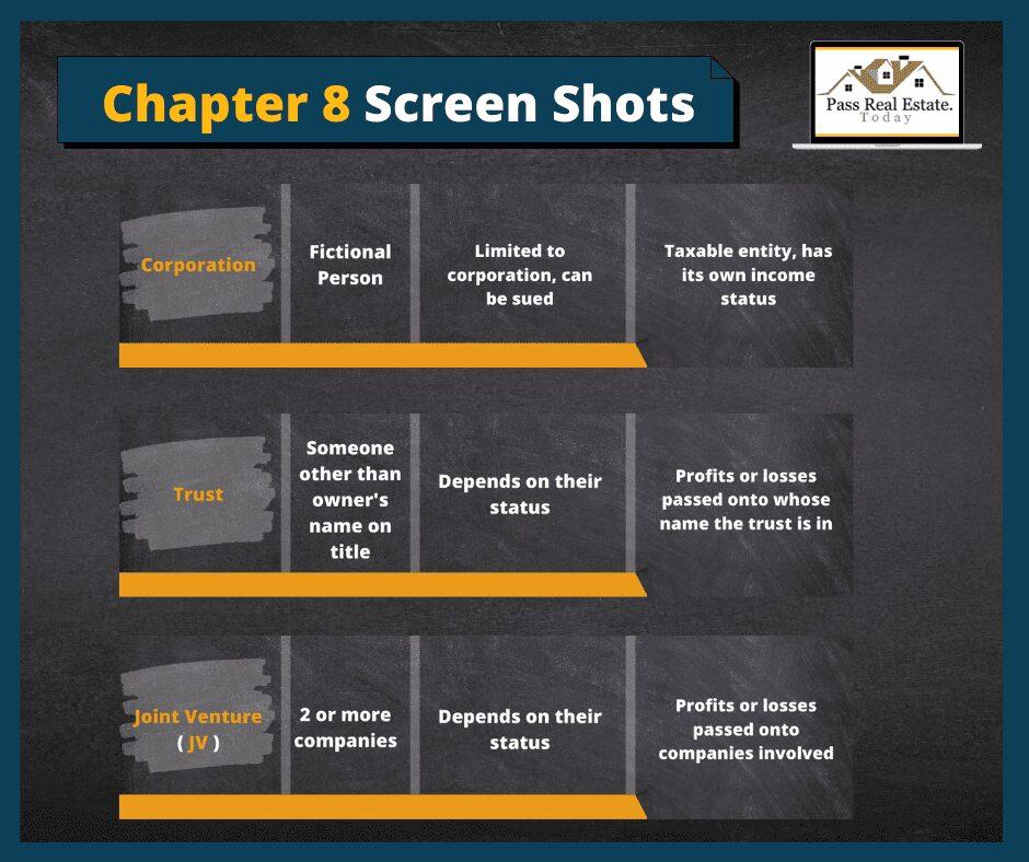 Part Three - Chapter 8 Screen Shots