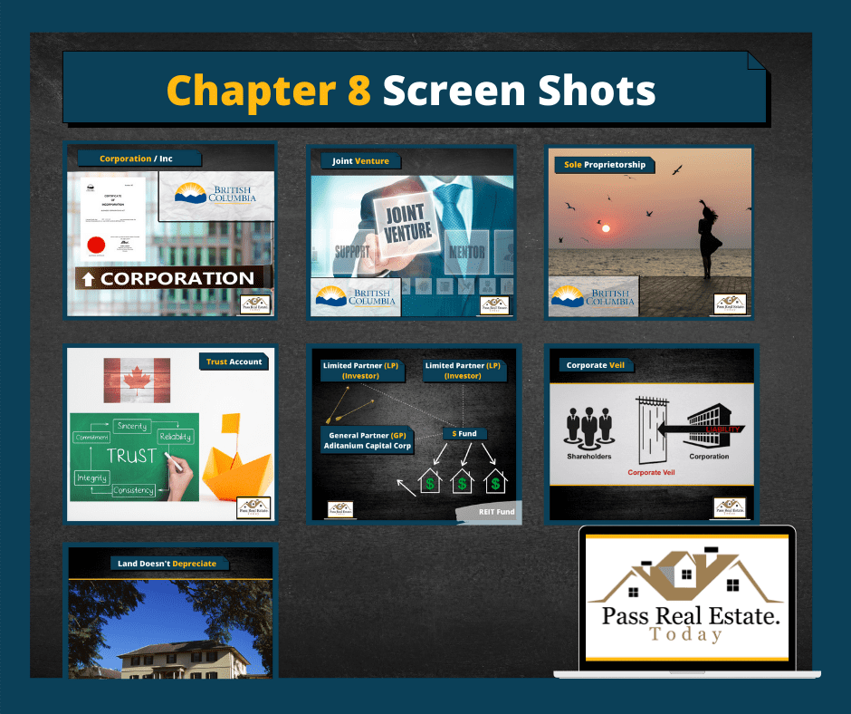 Part One - Chapter 8 Screen Shots