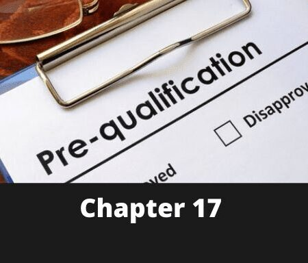 Chapter 17 – Mortgage Underwriting and Borrower Qualifications