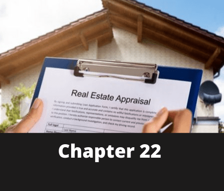 Chapter 22 – Direct Comparison (Comparative) and Cost Approaches of Appraisal