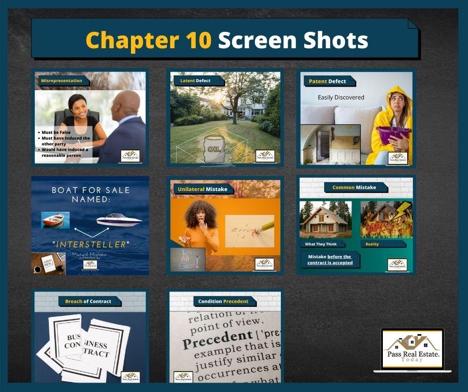 Chatper 10 Screen Shots