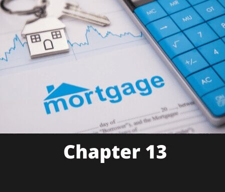 Chapter 13 – Introduction To Mortgage Finance