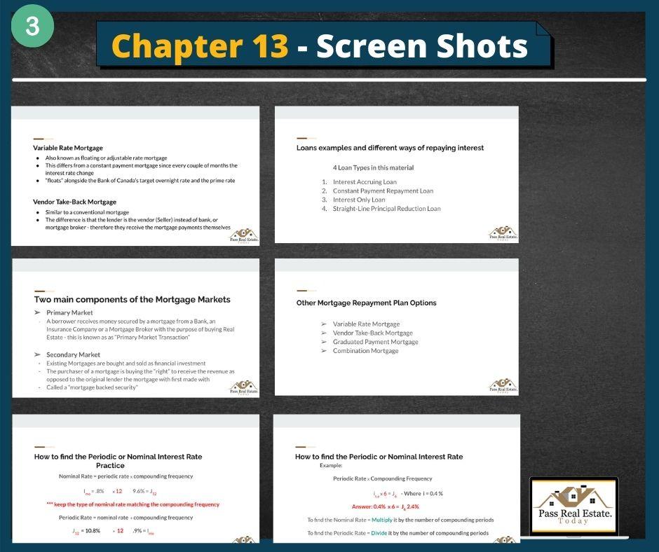 Chapter 13 - Screen Shots (part 3)