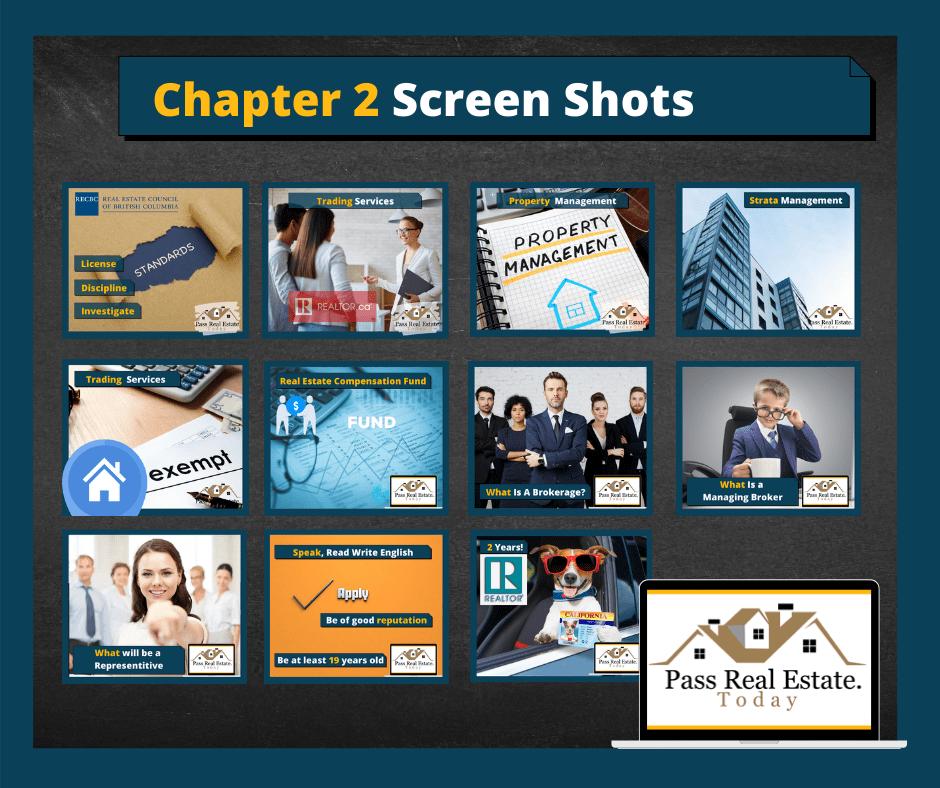Chapter 2 screenshots