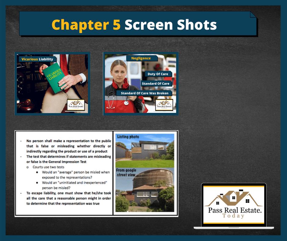 Chapter 5 Screenshots