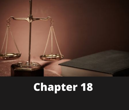 Chapter 18 – Local Government Law