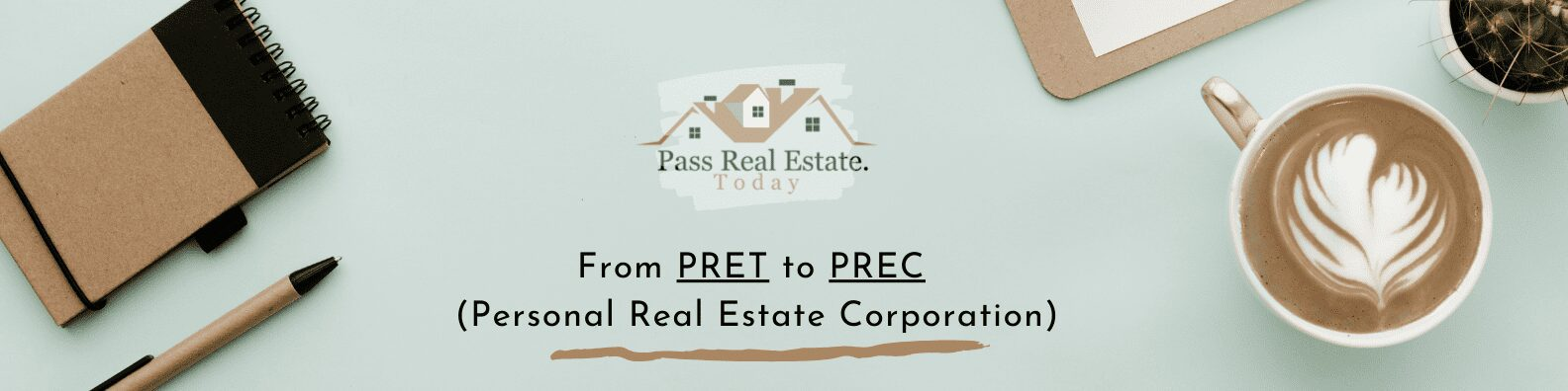 from PRET to PREC banner