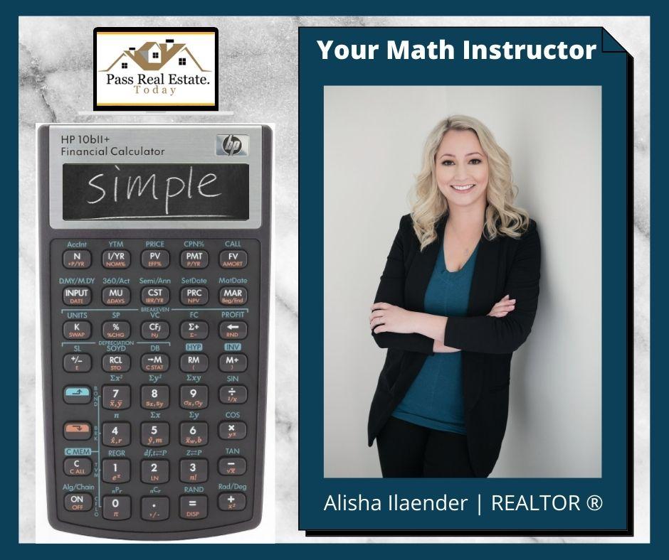 Alisha Ilaender | Math Instructor